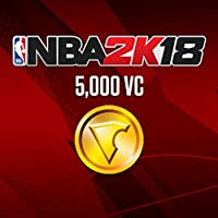 NBA 2K18: 5000 VC - PS3 [Digital Code]