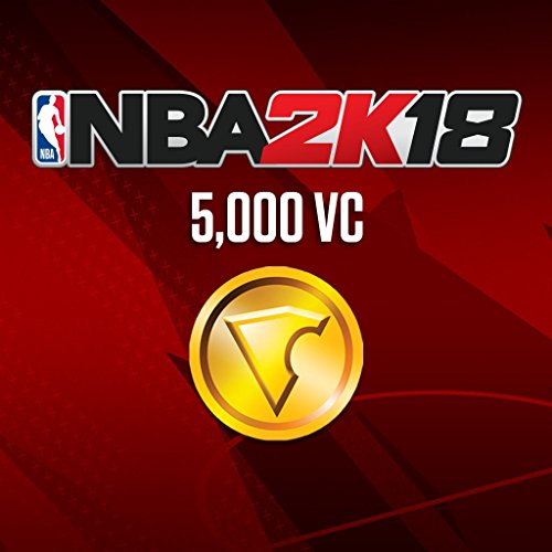 NBA 2K18: 5000 VC - PS4 [Digital Code]