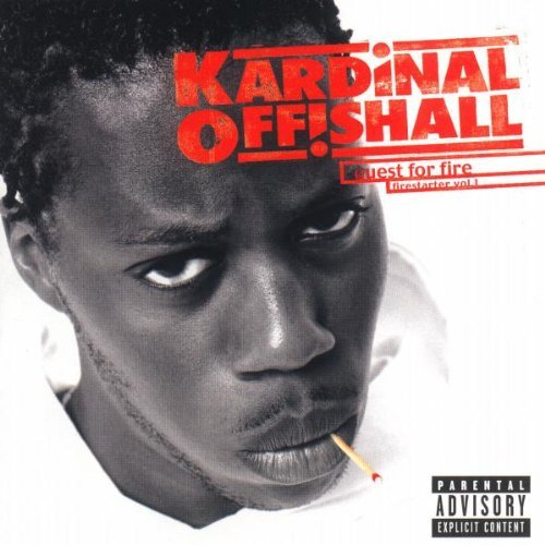 Quest for Fire: Firestarter 1 by Kardinal Offishall (2001-05-22)