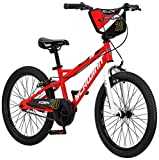 Schwinn Koen Boy's Bike with SmartStart, 20' Wheels, Red