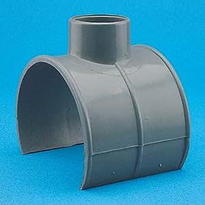 Adequa sistemas evacuación - Injerto tubo 90º ittvx-5 diámetro 100-110-125/50