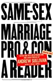 Same-Sex Marriage, Andrew Sullivan, 1400078660