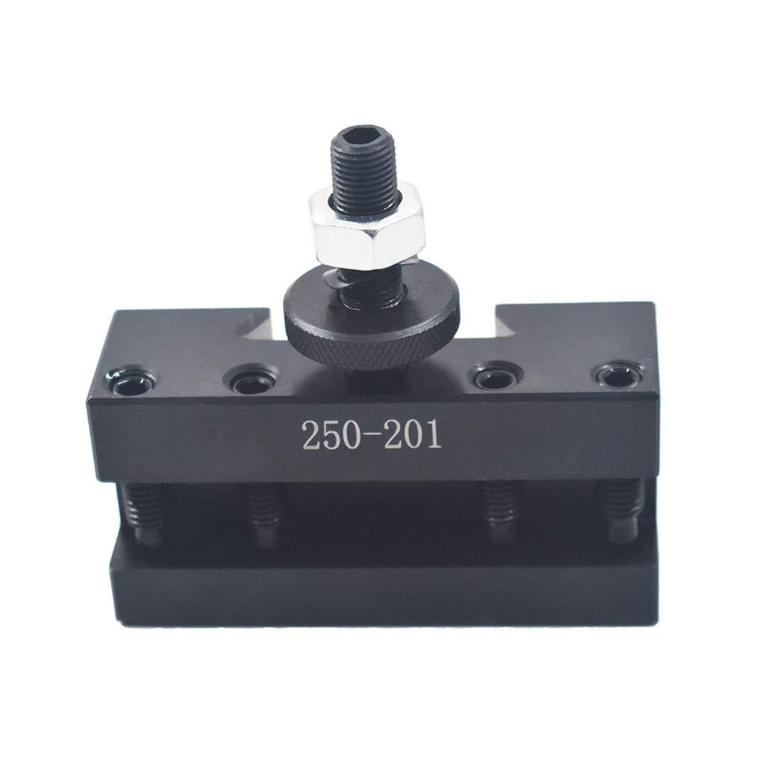 3Pcs BXA #1 Quick Change Turning /& Facing Lathe Tool Post Holder 250-201