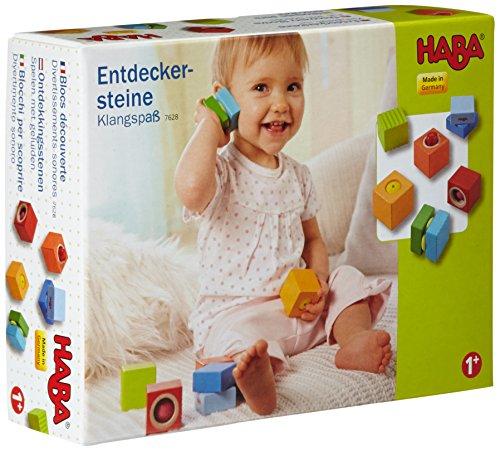 HABA 7628 - Entdeckersteine Klangspaß