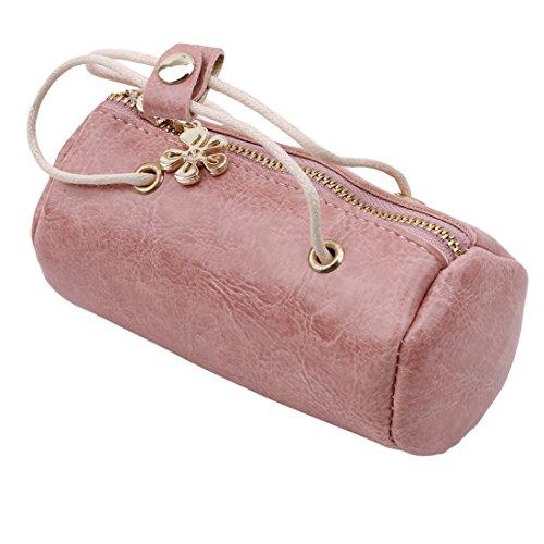 Bonbons Filles Porte Couleur VWH Mini Rose Enfants Fourre Femmes Coin Purse Tout de Monnaie TAxRvTqw