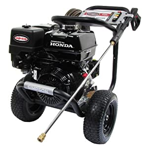 Simpson Cleaning PS4240H 4200 PSI at 4 GPM Gas Pressure Washer Powered by HONDA with AAA Triplex Pump