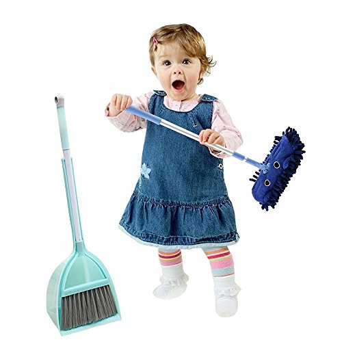broom and mop set for toddlers - 5