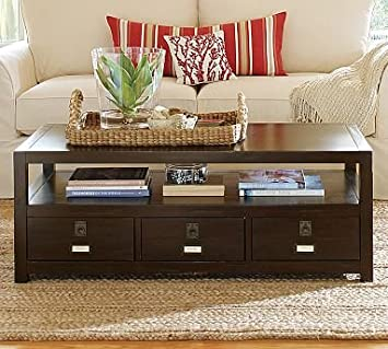 Amazoncom Pottery Barn Rhys Coffee Table Changing Tables Baby
