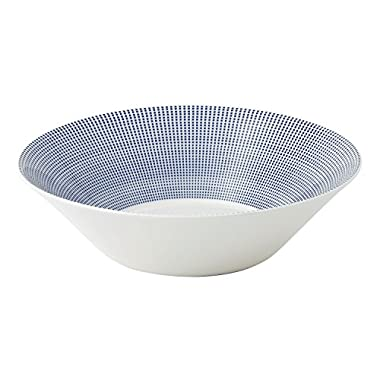 Royal Doulton Pacific Serving Bowl, 11.4-Inch, Blue