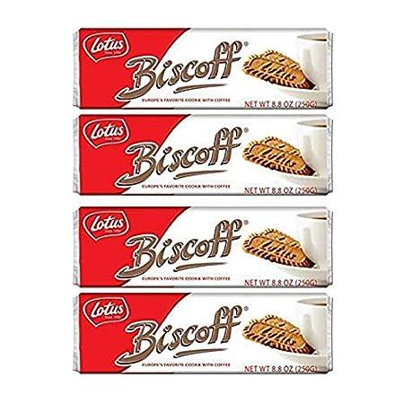 Biscoff Cookies Original Singles Pack 35.2 ounce (2 Packs)