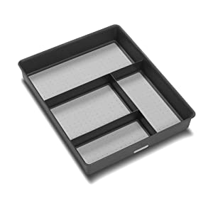 madesmart Tray Organizer, Granite