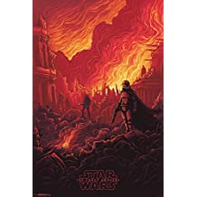 Trends International RP14950 Star Wars the Force Awakens Ruins Wall Poster