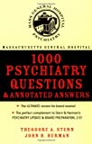 img - for Massachusetts General Hospital 1000 Psychiatry Questions & Annotated Answers book / textbook / text book