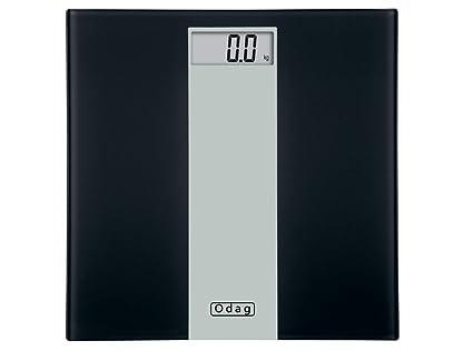 Roque Monasterio 1038 Negra - Bascula baño electr. 150kg ne 1038 odag