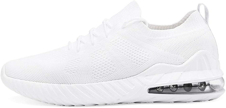 YGbuy-Zapatillas Running para Hombre Aire Libre y Deporte Transpirables Casual Zapatos Gimnasio Correr Sneakers: Amazon.es: Zapatos y complementos