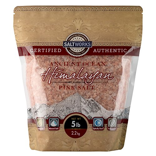 Ancient Ocean Himalayan Pink Salt, Coarse, 5 lb