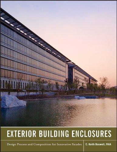 Full Range Enclosures - Exterior Building Enclosures: Design Process and Composition for Innovative Facades