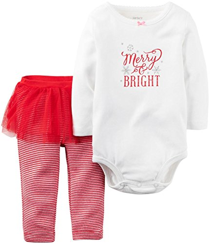 Carter's Baby Girls' 2 Pc Sets 119g105