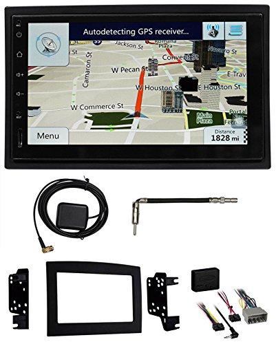 2006 06 Dodge Ram Truck (2006-2008 Dodge Ram 1500 Car Navigation/Bluetooth/Wifi/Android Receiver)