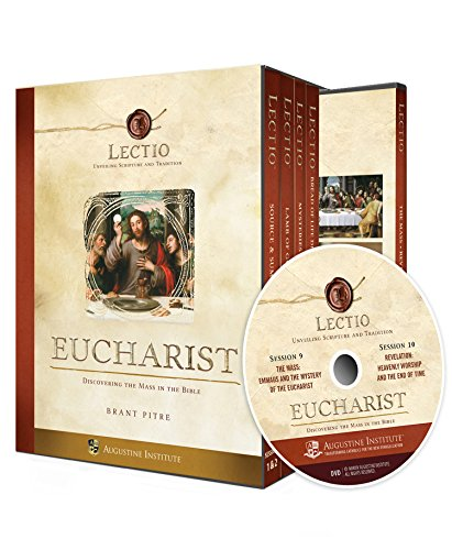 Lectio: Eucharist - DVDs Discovering the Mass in the Bible*5 discs, 10 episodes by AUGUSTINE INSTITUTE