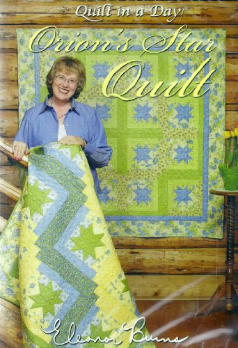 orion star quilt - 2