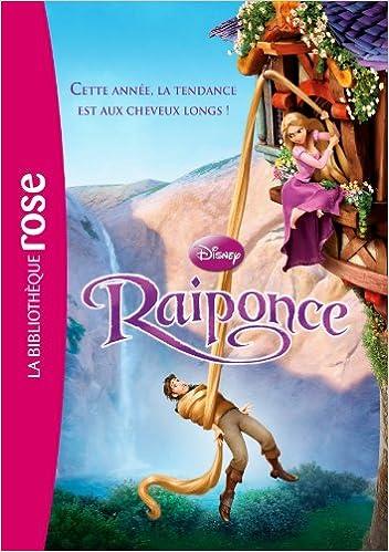 Raiponce French Edition Natacha Godeau 9782012023000