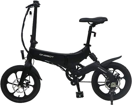 "ONEBOT 16"" E-Bike Bicicleta Electrica Plegables, Motor Bicicleta ..."