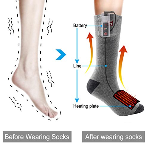 Buy heated socks reviews