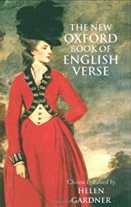 Hardcover THE NEW OXFORD BOOK OF ENGLISH VERSE 1250-1950 Book