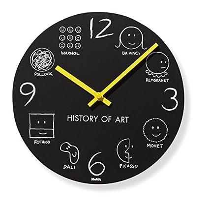 Amazon.com: History of Art Wall Clock 10\