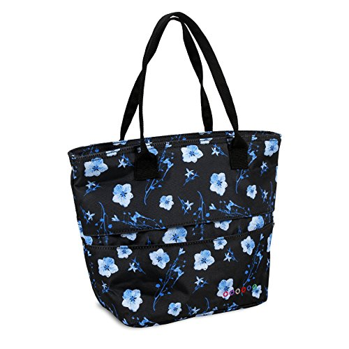 rolling insulated tote - 9