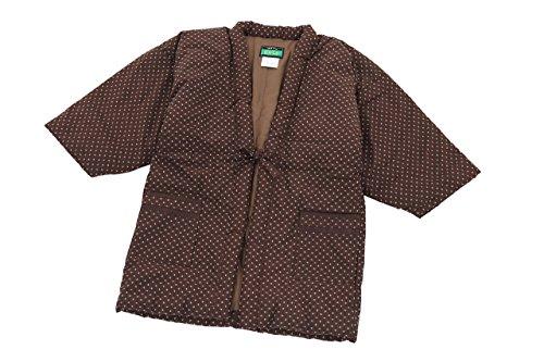 【일본제(MADE IN JAPAN)】구루메 수제 솜옷 겉옷(반(半)고지 않겠다)
