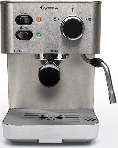 Capresso 118.05 EC PRO Espresso and Cappuccino (Aroma Espresso Machine)