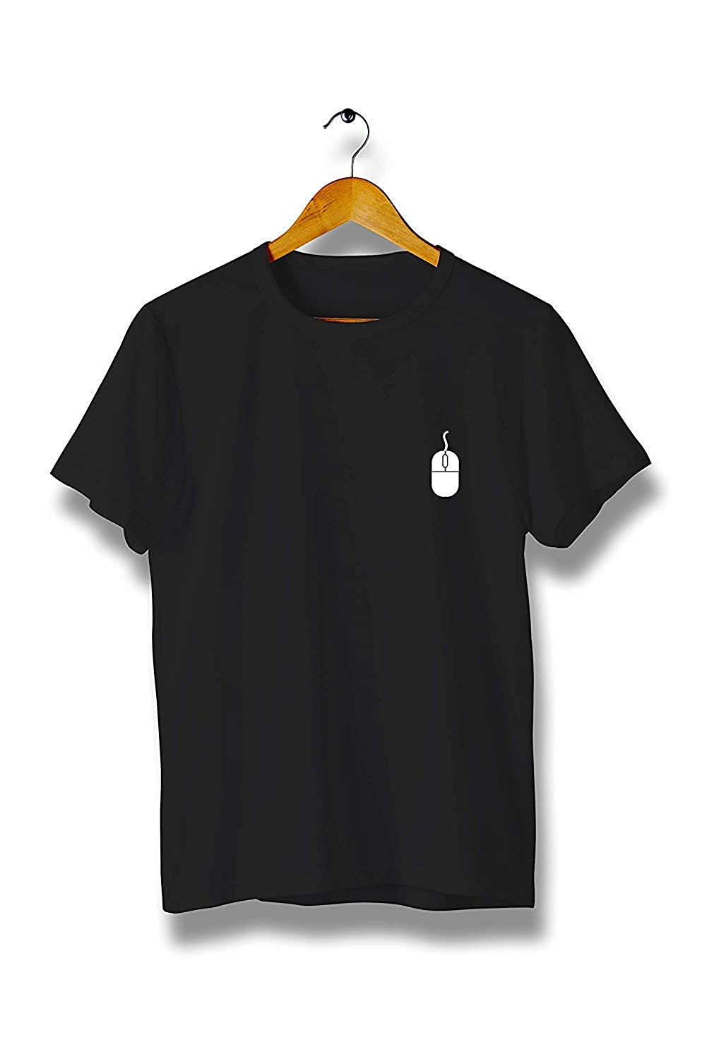 Modern Cool Tees for Men Y161 Mouse Computer T-Shirt