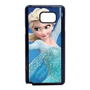 Funda Samsung Galaxy Note caja del teléfono celular 5 funda R5S6RB congelada Negro