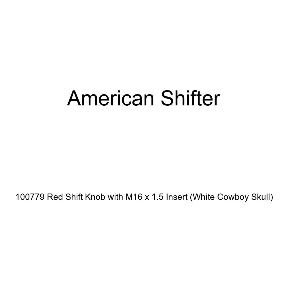 American Shifter 245754 Blue Flame Metal Flake Shift Knob with M16 x 1.5 Insert Yellow I 3 Pontiac