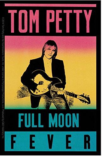 C&D Visionary Tom Petty Full Moon Sticker ()
