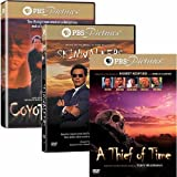 Tony Hillerman DVD Collection (Skinwalkers, Coyote Waits, A Thief of Time)
