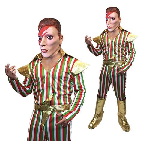 ADULT (Bowie Costume)