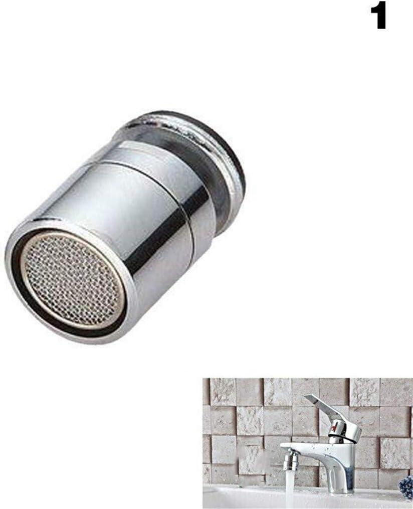 Duan DqhWater Faucet Aerator Brass Saving Tap Faucet Aerator Sprayer Attachment 360-Degree Swivel Connector Shower Faucet Sprayer #45 Color : B