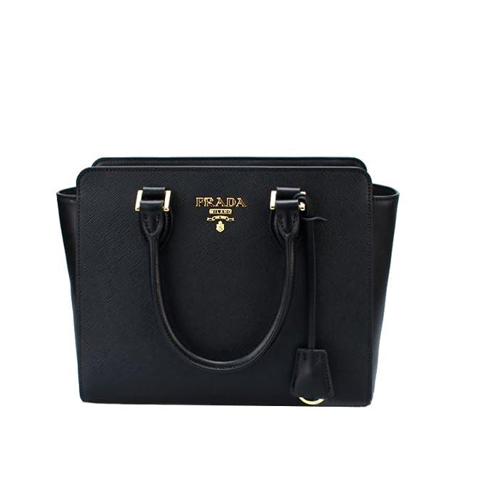 cee3927cf8b ... wholesale prada womens saffiano leather shoulder tote handbag 1ba113  handbags amazon ea7d0 f6fba