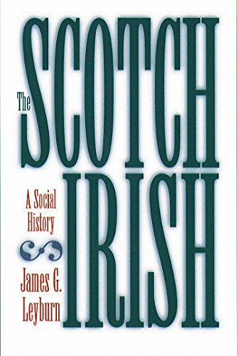 (The Scotch-Irish: A Social History)