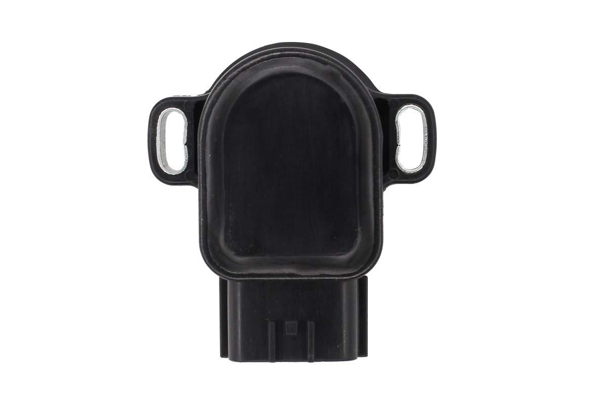 NewYall TPS Throttle Position Sensor 4-Pin 22633-AAl5l