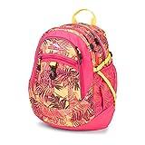 High Sierra Fat Boy Backpack (One Size, Paradise/Flamingo/Sunburst)