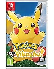 Pokemon Let'S Go : Pikachu [Nintendo Switch] (CDMedia Garantili)