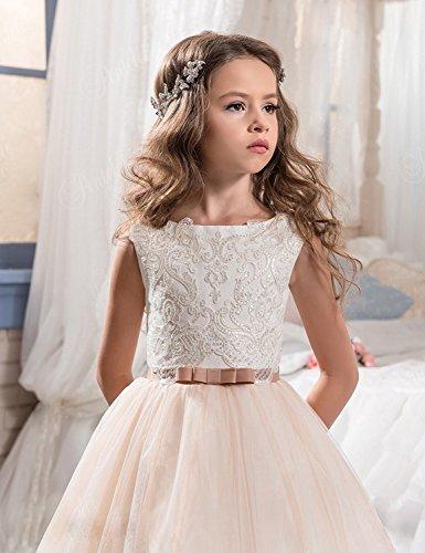 Beyonddress Beyonddress Madchen Blumenmadchen Kleid Hochzeit Mit