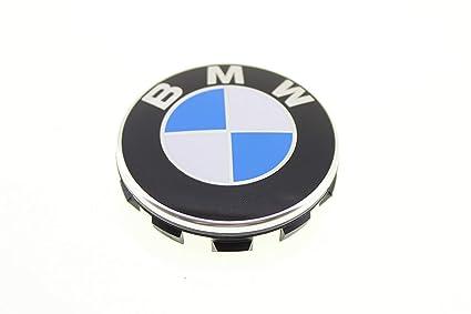 Amazon Com Bmw Genuine Wheel Center Caps 68 Mm A Set Of 4 Pieces