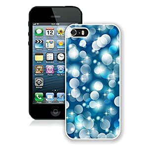 Special Custom Made Iphone 5S Protective Case Merry Christmas iPhone 5 5S TPU Case 3 White