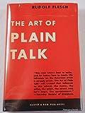 The art of plain talk,