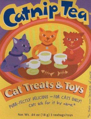 Catnip Tea - Cat Treats and ()